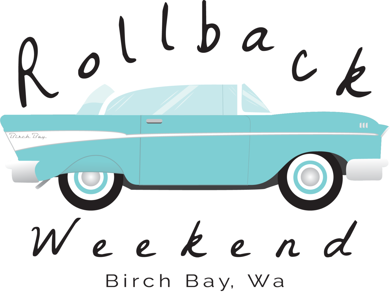Rollback Weekend Logo